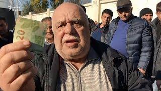 Download Bakıda etiraz - Yol Polisi bizdən rüşvət yığır Video