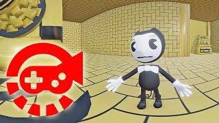Download 360° Video - Bendy Build Our Machine Video
