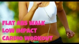 Download Flat Abs Walk - Full Length 40 Minute Walking Workout for Flat Abs Video