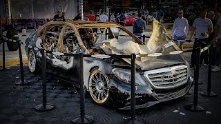 Download Welcome to SEMA 2018: Ruined Cars and Lowered Standards Video