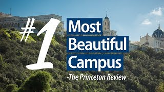 Download University of San Diego Ranked Most Beautiful Campus 2017 - The Princeton Review Video