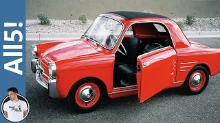 Download 5 Of The Smallest Cars Of All Time! Video