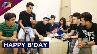 Download Sumedh Mudgalkar celebrates his birthday with his friends Video