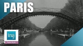 Download Le canal Saint-Martin deviendra une autoroute | Archive INA Video