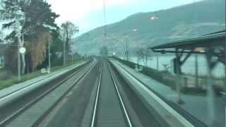 Download Führerstandsmitfahrt: Linke Rheinstrecke:Mainz - Köln 1/2 Video