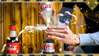 Download Don't Mix DRY ICE and Coke Video