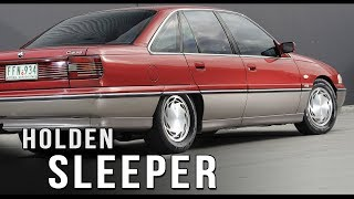 Download Holden Calais SLEEPER Video
