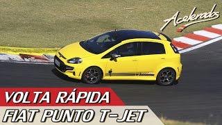 Download FIAT PUNTO T-JET - VOLTA RÁPIDA #11 COM RUBENS BARRICHELLO | ACELERADOS Video