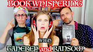 Download BOOK WHISPERING WITH TAHEREH MAFI & RANSOM RIGGS Video