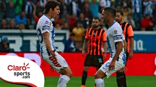 Download Victoria de Pachuca 1-0 sobre Necaxa Video