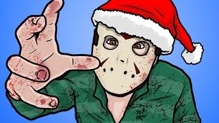 Download HOW TO SURVIVE CHRISTMAS - Friday The 13th: The Game - Funny Gameplay Video