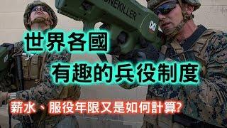 Download 世界各國有趣的兵役制度!薪水與服役年限又是如何呢? Video
