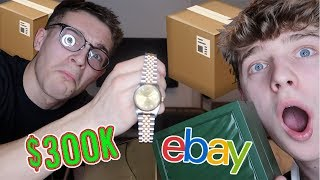 Download I Bought A $150,000 Mystery Box From eBay Video