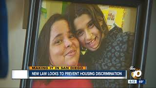 Download Making It in San Diego: New city law looks to prevent housing discrimination Video