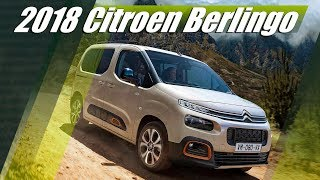 Download All-New 2018 Citroen Berlingo Multispace Revealed - Exterior, Interior And Drive Video