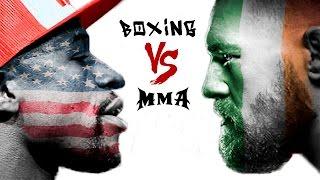 Download Floyd Mayweather vs Conor Mcgregor Promo   Boxing vs MMA Video