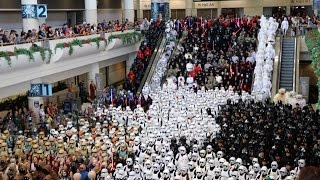 Download Star Wars Celebration Orlando 2017 Day 3: Fan Groups, Cosplay Contest, 501st Bash & More! Video