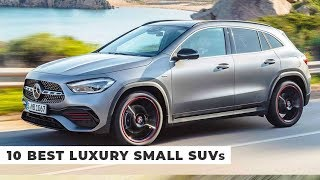 Download 10 Best Small Luxury SUV 2020 – Roomy and Premium ! Video