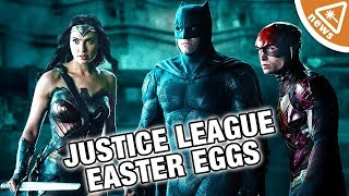 Download The 15 Best Justice League Easter Eggs You Missed! (Nerdist News w/ Jessica Chobot) Video