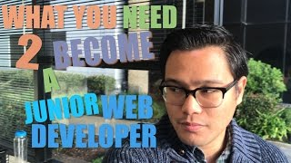 Download All You NEED to BECOME A JUNIOR Web Developer Today Video