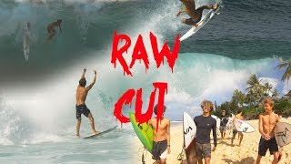 Download Raw Cut Ep.5 - NEW YEARS DAY PIPELINE HANGOVER Video