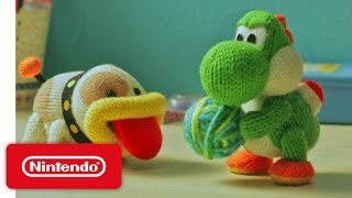 Download Poochy & Yoshi's Woolly World – Go Fetch! Video
