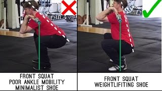 Download SQUAT HACK: How To Squat More Upright + Get In Better Positions Video