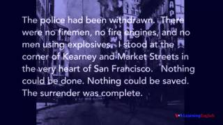 Download The Story of an Eyewitness by Jack London Video