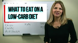 Download You've Cut Carbs...Now What Do You Eat? Video