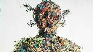Download A Journey Through the Mind of an Artist | Dustin Yellin | TED Talks Video
