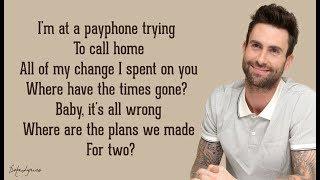 Download Payphone - Maroon 5 ft. Wiz Khalifa (Lyrics) 🎵 Video