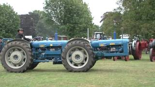 Download Newby Hall 6th Annual Vintage Tractor Show Video