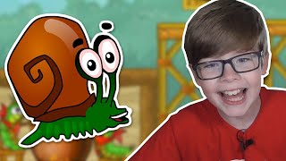 Download I'M A SNAIL CALLED BOB!! | Free Online Games for Kids Video