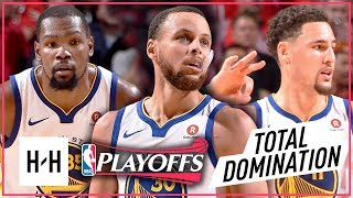 Download Kevin Durant, Stephen Curry & Klay Thompson Game 1 Highlights vs Rockets 2018 Playoffs WCF - EPIC! Video