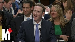 Download Mark Zuckerberg's Facebook senate hearing: Six awkward moments Video