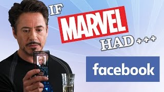 Download IF MARVEL HAD FACEBOOK Video