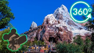 Download 360º Ride on Expedition Everest - Legend of the Forbidden Mountain Video