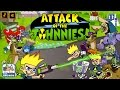 Download Johnny Test: Attack of the Johnnies! - Army of Evil Robot Clones (Cartoon Network Games) Video