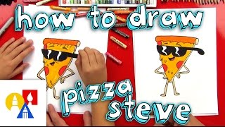 Download How To Draw Pizza Steve Video