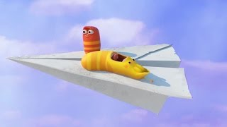 Download LARVA ❤️ The Best Funny cartoon 2017 HD ► La FLY AWAY ❤️ The newest compilation 2017 ♪♪ PART 74 Video