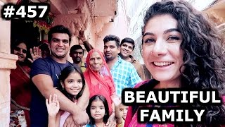 Download INVITED TO AN INDIAN FAMILY HOME   JODHPUR DAY 457   INDIA   TRAVEL VLOG IV Video