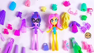 Download My Little Pony Clothing + Shoes Dress Up Sleep Over Slumber Party Video Video