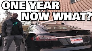 Download Everything Wrong with my Salvage Tesla after one year Video