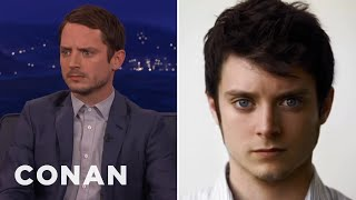 Download Elijah Wood Is Ready To Fight Daniel Radcliffe - CONAN on TBS Video
