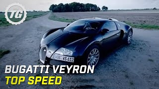 Download Bugatti Veyron Top Speed Test - Top Gear - BBC Video