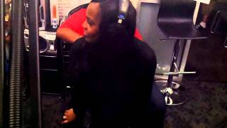 Download HYNAKEN GETTING A LAPDANCE FROM STRAIGHT STUNTING MODEL MS. DAMN ON THISIS50RADIO Video