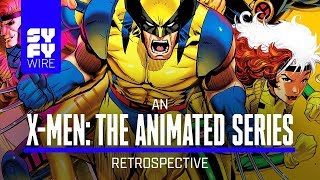 Download X-Men: The Animated Series: Why The 90s Show Is The Best Thing Ever   SYFY WIRE Video