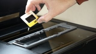Download Slide and Film Scanning with Canon Multifunction Printers Video