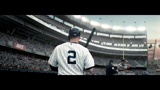 Download Derek Jeter Celebrated by Tip-of-the-Hat Nike Ad Video