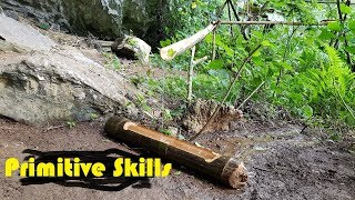 Download Primitive Technology: Daily drinking water Video
